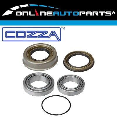 Front Wheel Bearing + Seal Kit suits Nissan Navara D21 D22 1986-2004 4X4 Ute