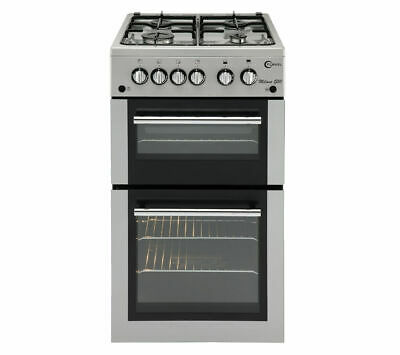 FLAVEL MLB51NDS 50 cm Gas Cooker Silver