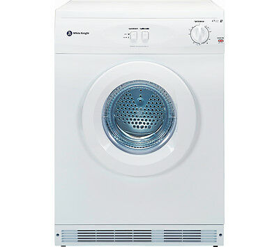 WHITE KNIGHT C44A7W Vented Tumble Dryer 7 kg White