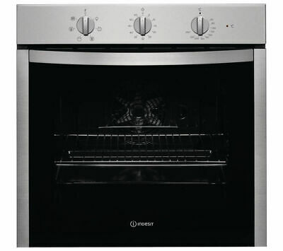 INDESIT Aria DFW 5530 IX Electric Oven Stainless Steel