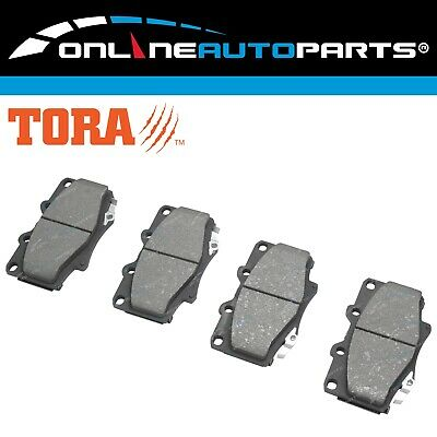 Front Disc Brake Pad Set suits Landcruiser 80 Series FJ80 FZJ80 HDJ80 HZJ80