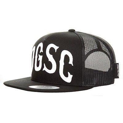 Santa Cruz Skateboards. Santa Cruz OGSC Arch Trucker Cap - Black