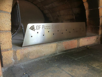 Wood Fired pizza Oven Guard - JDF Pizza Guard