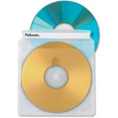 CD/DVD Sleeves - 25 pack