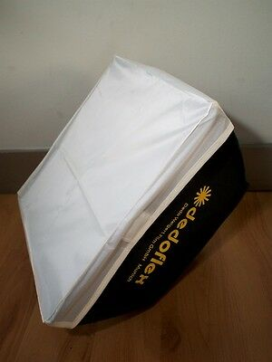 Dedolight Dedoflex Mini Softbox package w/ Speed Ring and Grid