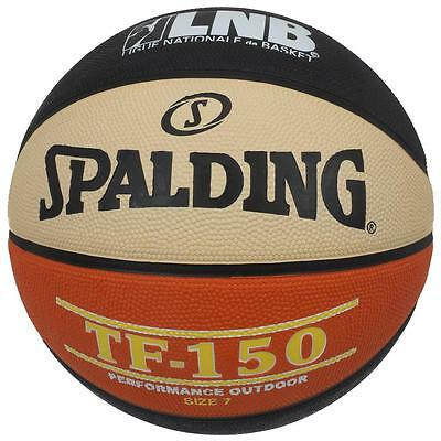 Ballon de basket Spalding Tf150 t7 ballon basket Marron 33711 - Neuf