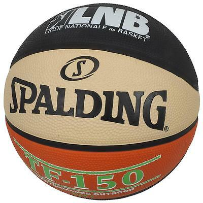 Ballon de basket Spalding Tf150 t5 ballon basket Marron 33716 - Neuf