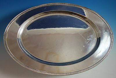 Etruscan by Gorham Sterling Silver Meat Platter #A9823 (#1479)
