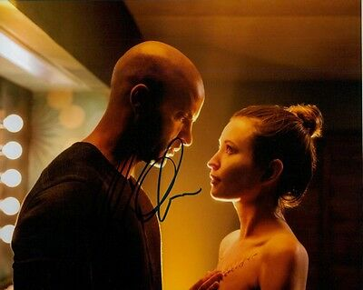 Ricky Whittle autographed 8x10 photo COA