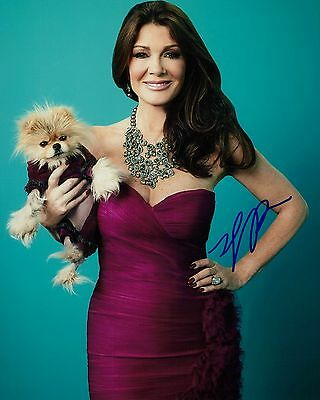 Lisa Vanderpump autographed 8x10 photo COA