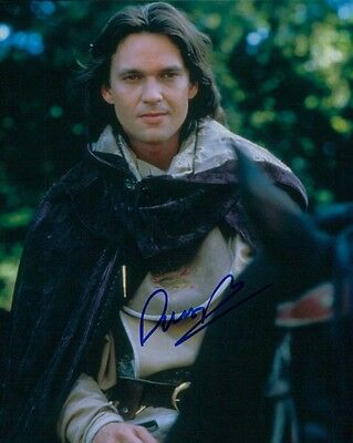 Dougray Scott autographed 8x10 photo COA