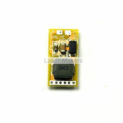 445nm 450nm 447nm 1W 1.4W 2W Driver Circuit Board 3.7V For Laser Diode Module