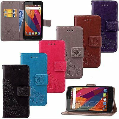 For ZTE Blade A910/A610/L5 Plus Phones Case PU Leather Magnetic Flip Strap Cover