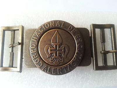 Buckle Boy Scouts of Portugal - CNE