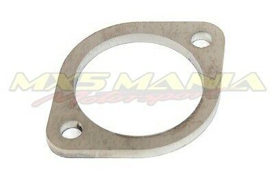 """3"""" STAINLESS STEEL EXHAUST FLANGE PLATE (2 Bolt 3 INCH turbo)"""