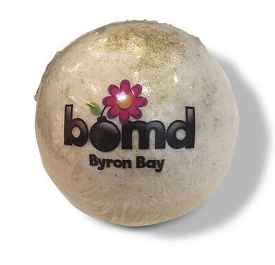 Cleopatra Goat & Butter Milk Bath Bomb Moisturising by Bomd combined shipping