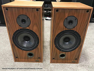 Spendor SP2/2 Vintage Audiophile Speakers - Matched Pair - (S/N 005341 & 005342)