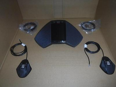 AVAYA B189 IP VoIP Conference Phone w/ 2 Microphones - 700503700