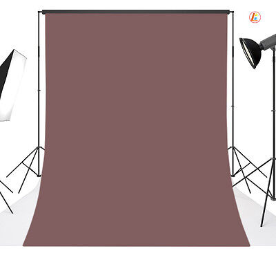 6x9FT Solid Color Vinyl Photography Backdrop Background Studio Photo Props 60