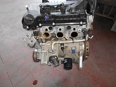 Motore Motor Engine Smart Forfour For Four 1.1 3 Cilindri 2004 2006 2007