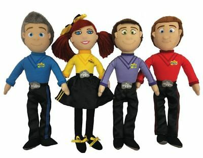 The Wiggles Plush Collector's Set - The Wiggles