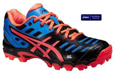 ASICS Gel Hockey Typhoon 2 P473Y 9006 Damen Field hockey Schuhe