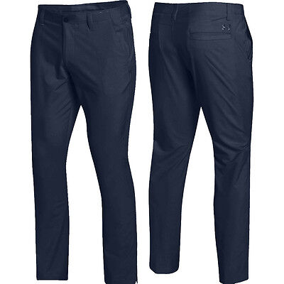 Under Armour Golf Matchplay Tapered Pant academy blue 34 waist 30 leg 1253492