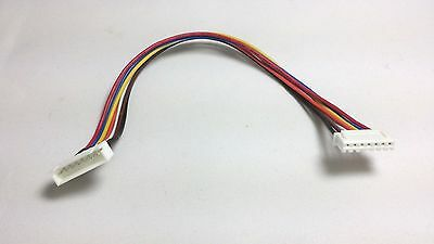 Lipo 6S 22.2v Balance Lead Extension Plug Charger Cable (20cm JST-XH)
