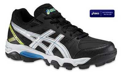 ASICS Gel Lethal MP 6 P475Y 9001 Damen Field Hockey Schuhe