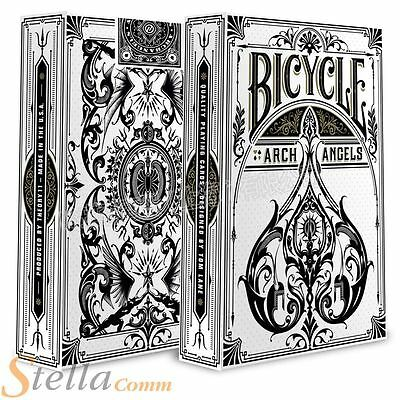 Bicycle Arch Angel Playing Cards Casino Magic Deck - Designed By Theory 11