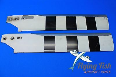 Bell 206 Helicopter Tail Rotor Blade P/N 206-016-201-135 206-016-201-131 (19816)
