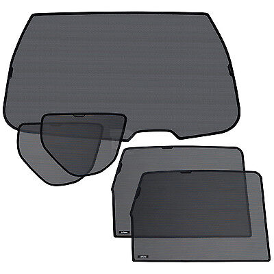 Laitovo Rear Window Shade Set for Ford Kuga Mk.2 13-17 Privacy Sun UV Protection