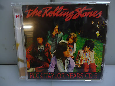Rolling Stones-Mick Taylor Years 3. Live 1973.-Cd In A Jewel Case-New. Sealed.
