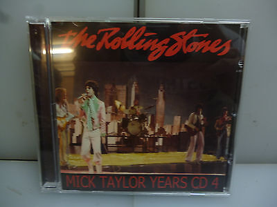 Rolling Stones-Mick Taylor Years 4. Live 1973.-Cd In A Jewel Case-New. Sealed.