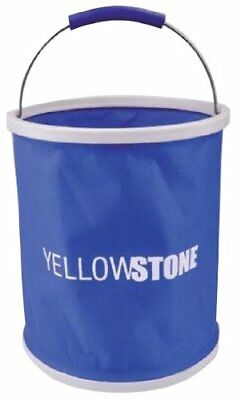 Yellowstone Foldable Bucket - Blue, 9 Litre