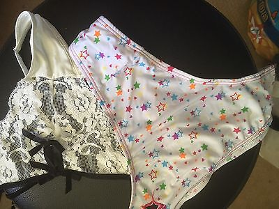 Lot of 4 Womens Thong/G-String Underwear size XL