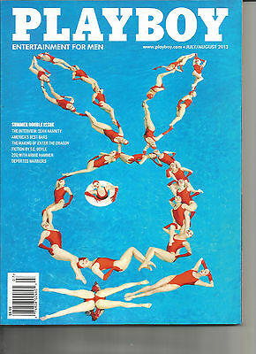 Playboy July/august 2013