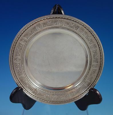 Wedgwood by International Sterling Silver Dessert Plate #H416 (#1509)