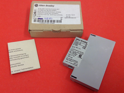 Allen-Bradley - Catalog #100-SB10 - Auxiliary Contact Side Mnt. - NEW