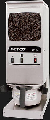Fetco 1.2 Commercial Portion Coffee Grinder