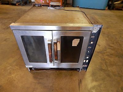 Vulcan & Snorkel Double Stacked Commercial Ovens