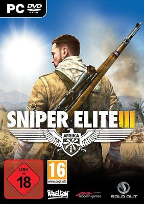 Sniper Elite 3 Afrika PC [German Version]