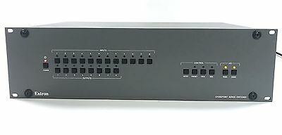 Extron Crosspoint Switcher 84HVA Wideband 8x4 Matrix Switcher (Various P/Ns)
