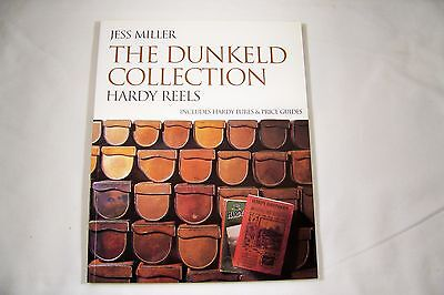 """""""THE DUNKELD COLLECTION of HARDY REELS & LURES"""" by Jess Miller - A Signed Copy."""