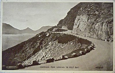 POSTCARD.HOUT BAY STH AFRICA,PMK FIELD P/OFFICE No 642.L/CORP.G.TAYLOR 7964508