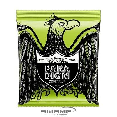 Ernie Ball PARADIGM Ultra-Durable Regular Slinky Electric Guitar Strings - 10-46