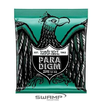 Ernie Ball PARADIGM Not Even Slinky Electric Guitar Strings - 12-56