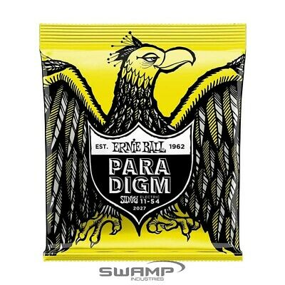 Ernie Ball PARADIGM Ultra-Durable Beefy Slinky Electric Guitar Strings - 11-54