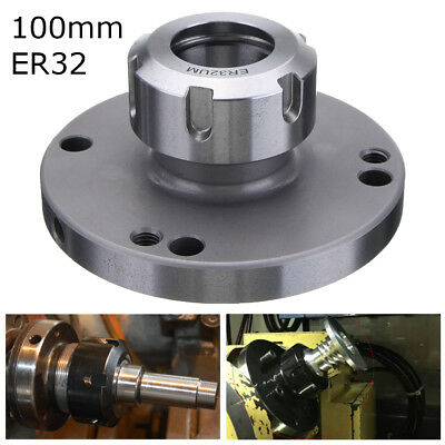100mm Diameter ER-32 Collect Chuck High Speed Steel & 41Cr4 Prime Quality
