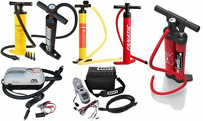 Sup Hand Pump pump Inflatable Stand Up Paddle Board ISUP Surfboard Kite pump